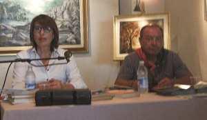 Carla Poncina e Giorgio Fin