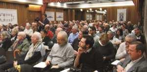 Grande pubblico per il convegno su Malga Silvagno