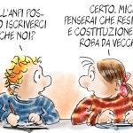 Vignetta per il tesseramento