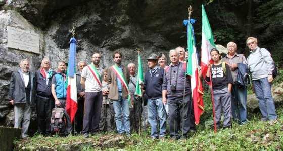 In Val Barbarena di Tonezza, dove Freccia fu ucciso