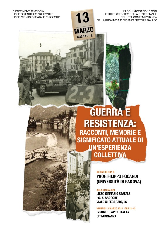 Conferenza del professor Filippo Focardi