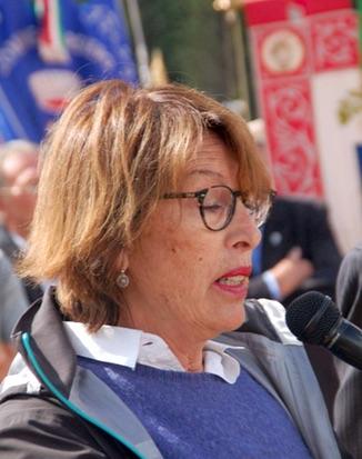Carla Poncina a Malga Zonta 2015