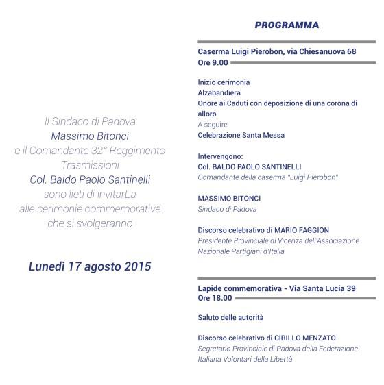 Invito 17 AGOSTO 2015