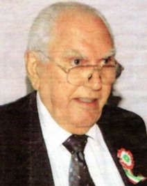 Giuseppe Crosara, presidente ANCR