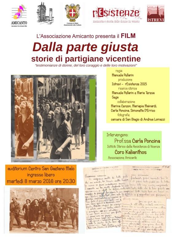MALO - DALLA PARTE GIUSTA 8 MARZO 2016 - 300 DPI