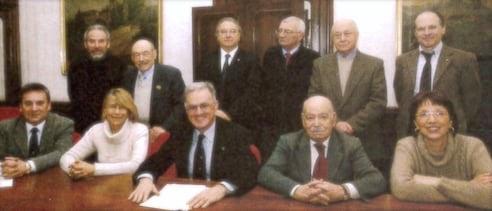 I firmatari dell'accordo