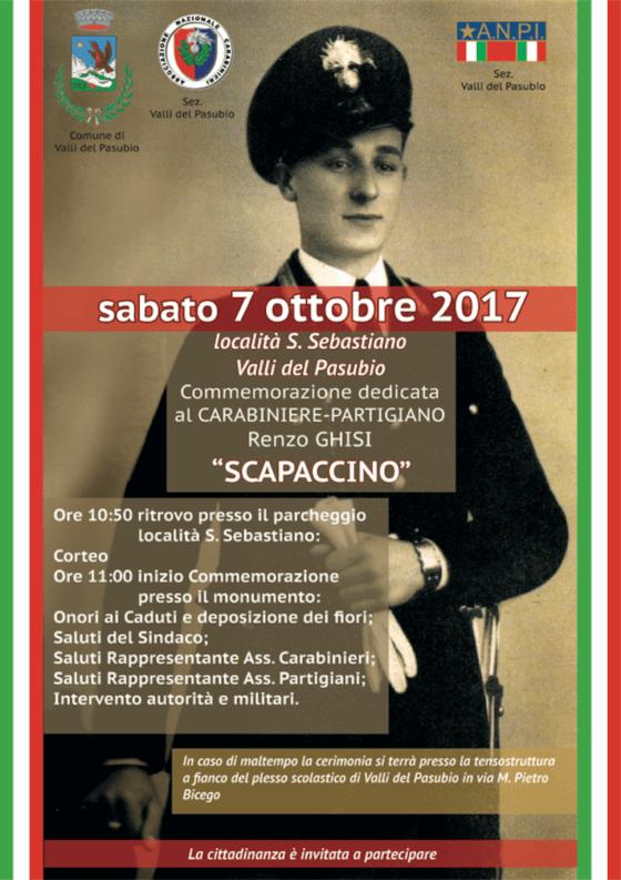 carabiniere Partigiano Scapaccino